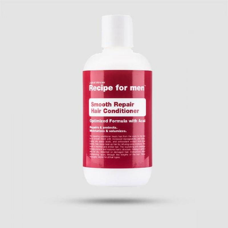 Conditioner - Recipe For Men - Smooth Repair 250ml