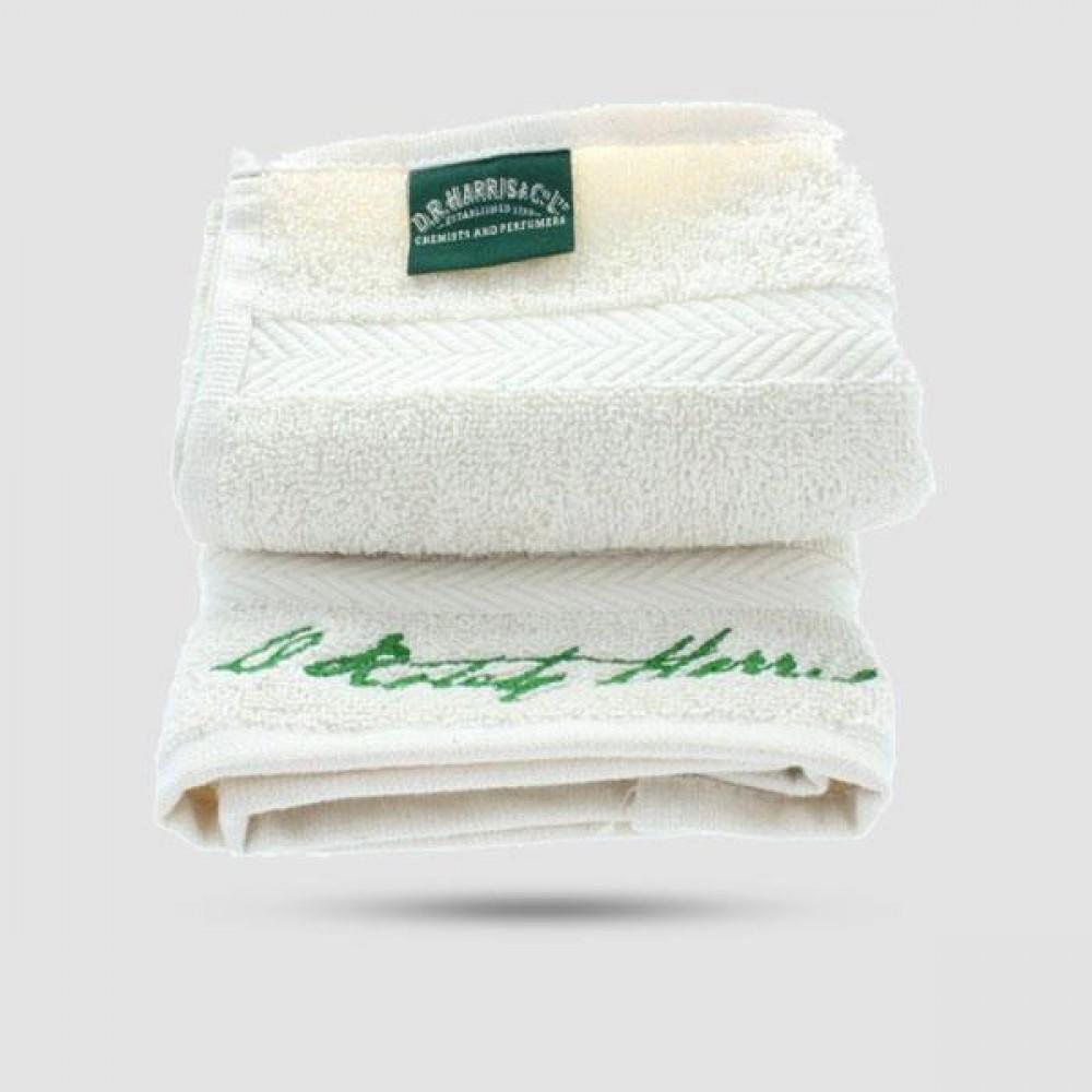 Πετσέτες Ξυρίσματος - D. R. Harris - Απο 100% Βιολογικό Βαμβάκι