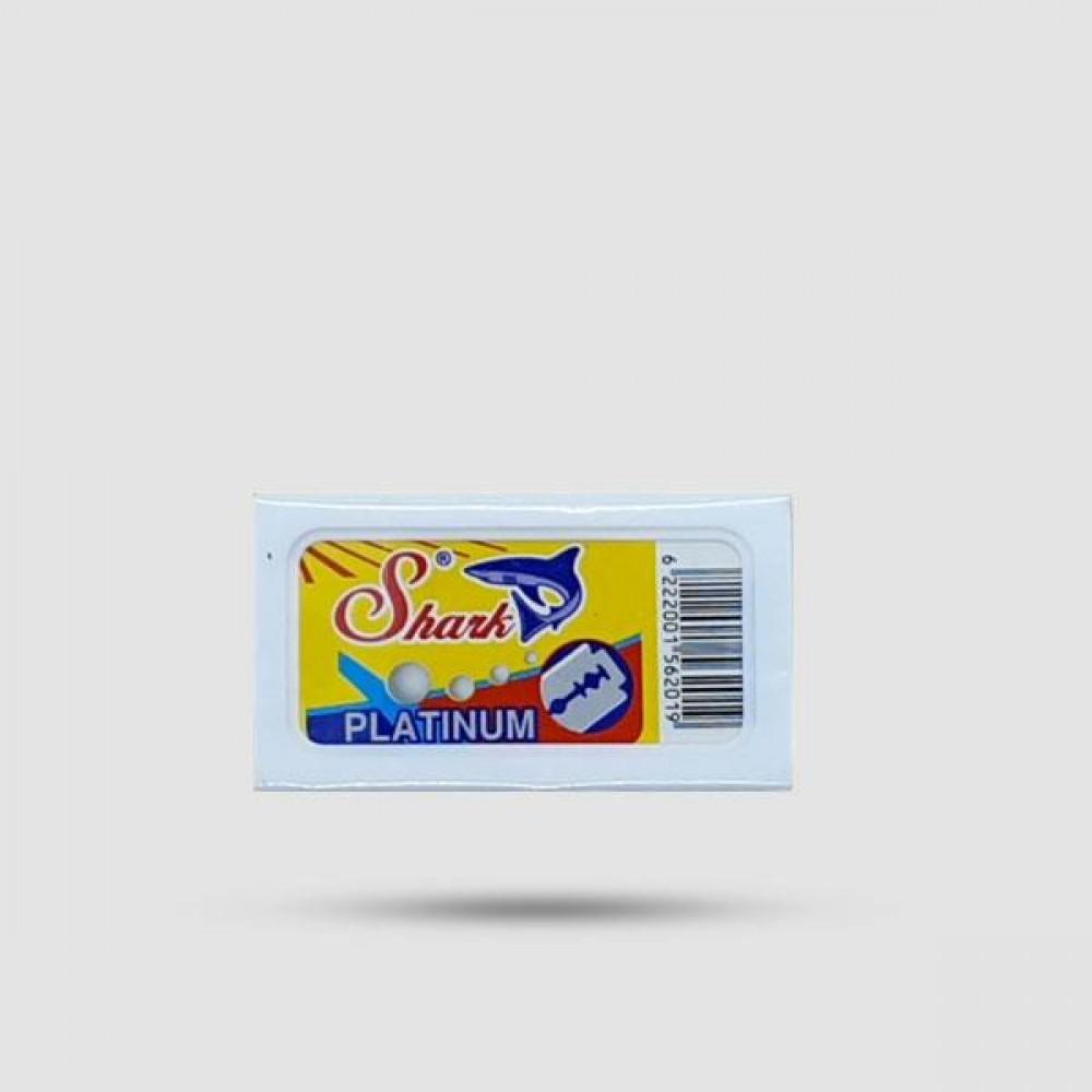 Ανταλλακτικές Λεπίδες Ξυρίσματος - Shark - Platinum 1 X 5