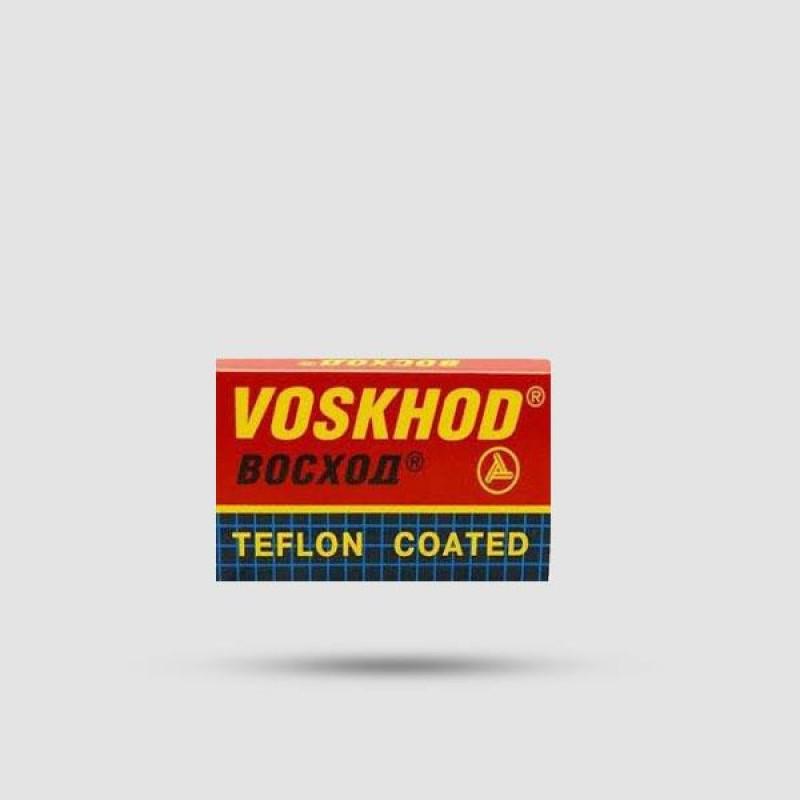 Ανταλλακτικές Λεπίδες Ξυρίσματος - Voskhod - Teflon Coated 1 X 5