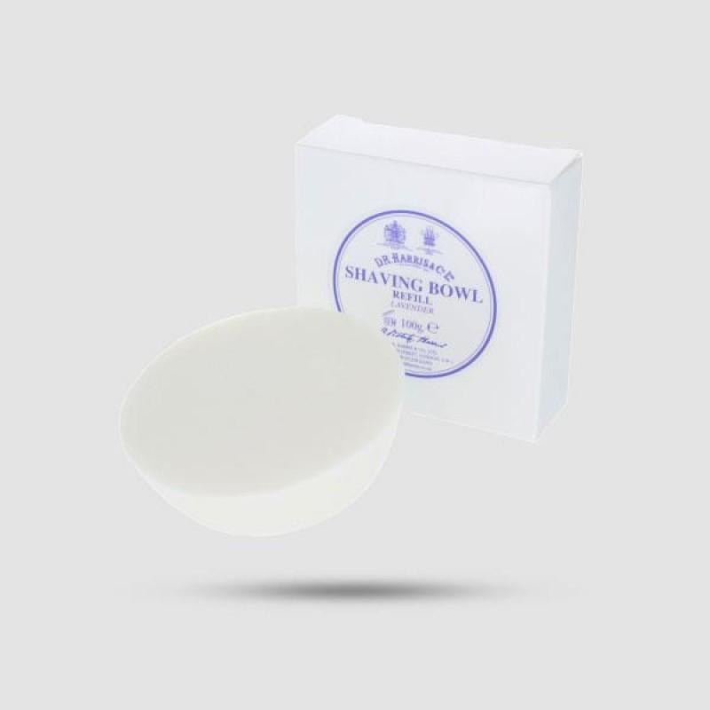 Ανταλλακτικό Σαπούνι Ξυρίσματος - D. R. Harris - Λεβαντα 100g