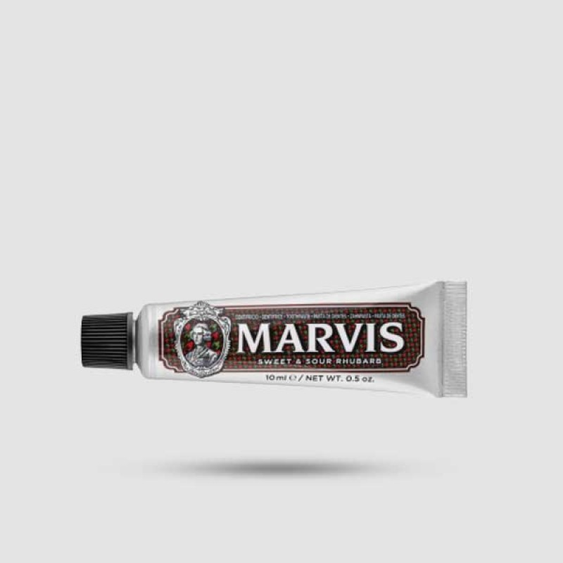 Οδοντόκρεμα - Marvis - Sweet & Sour Rhubarb 10ml