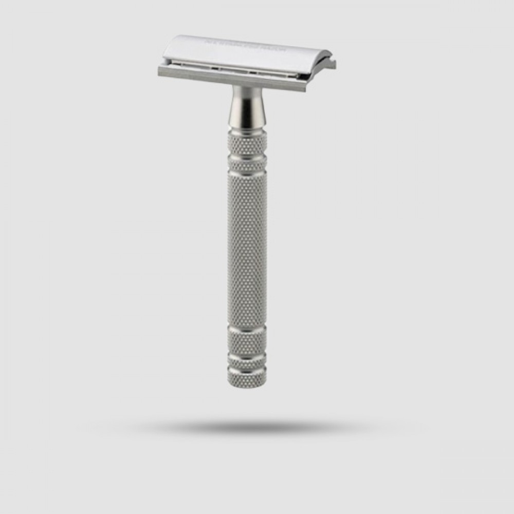 Feather All Stainless Steel,double-edge Sh.razor (AS-D2)