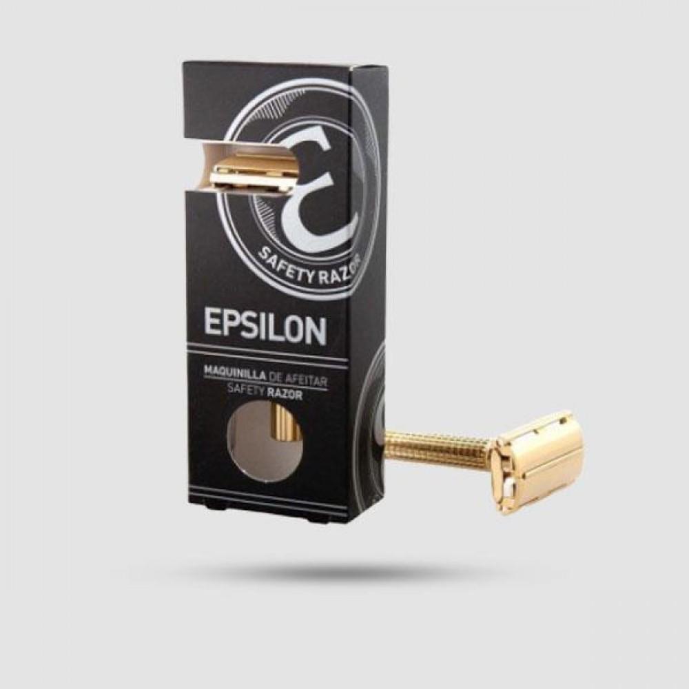 Ξυριστική Μηχανή - Epsilon - Πεταλούδα Gold