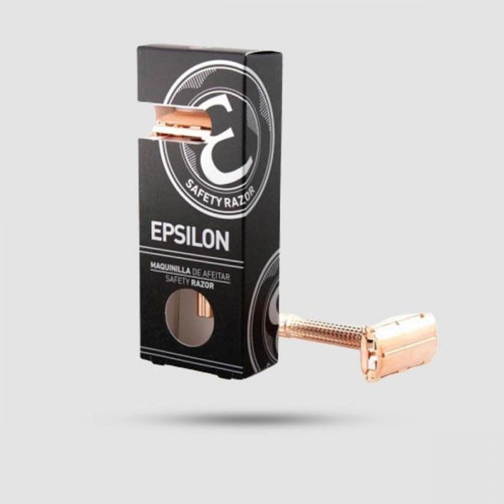 Ξυριστική Μηχανή - Epsilon - Πεταλούδα Rose Gold