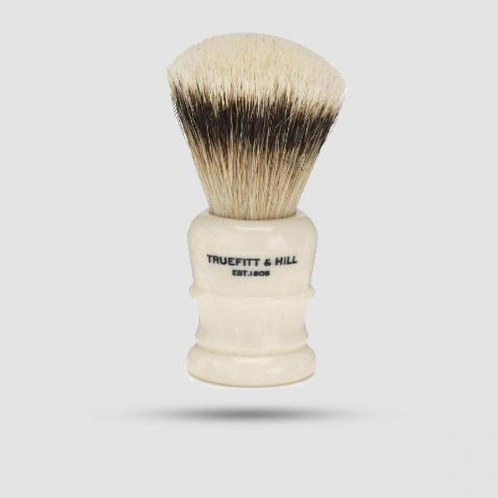 Πινέλο Ξυρίσματος  Ασβού - Truefitt And Hill - Silvertip Badger Wellington Ivory