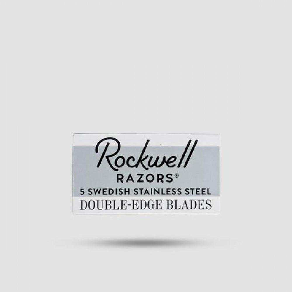 Ανταλλακτικές Λεπίδες Ξυρίσματος - Rockwell - 1 X 5