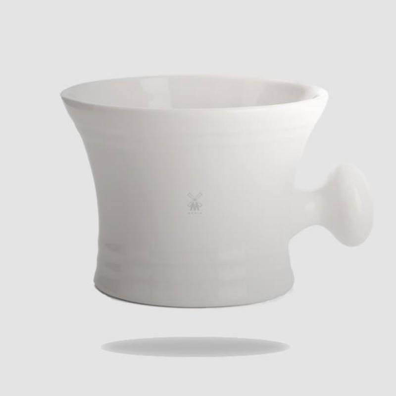Κούπα Για Ξύρισμα - Muhle - Απο Λευκή Πορσελάνη (Rn 4)