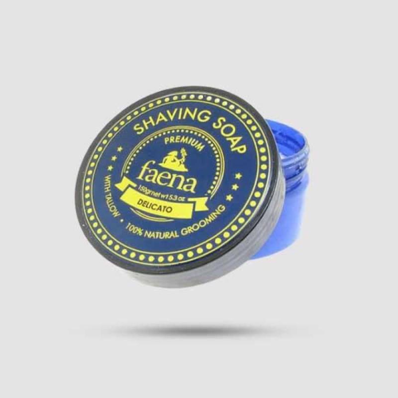 Σαπούνι Ξυρίσματος - Faena - Delicato 150g