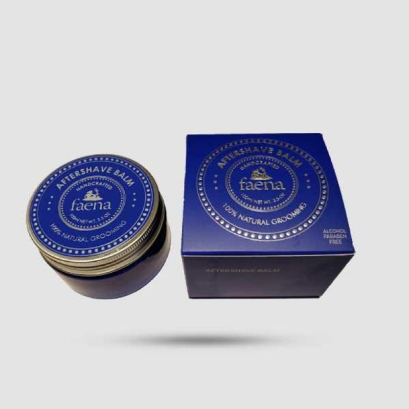 After Shave Balm - Faena - Delicato 100ml