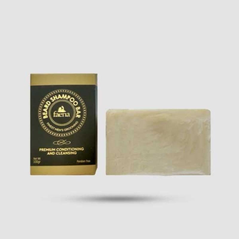 Σαπούνι Για Γένια - Faena - 100g