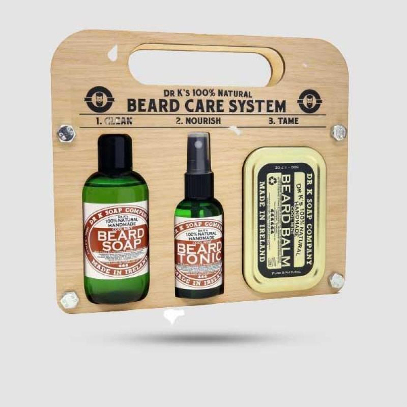 Πρόταση Δώρου - Dr. K. - Cool Mint Beard Care System