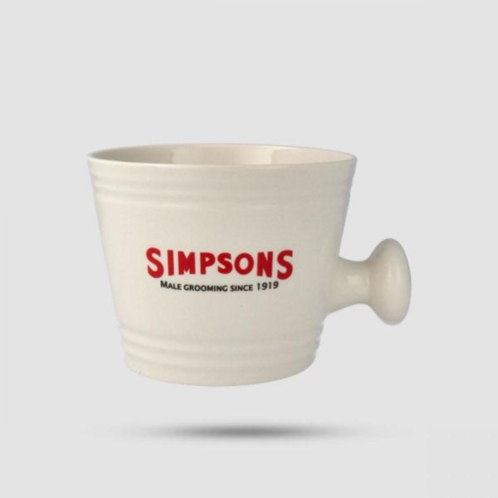 Κούπα Για Ξύρισμα - Simpsons - Μεγάλη