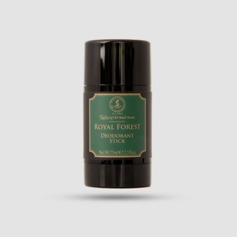 Αποσμητικό Stick - Taylor Of Old Bond Street - Royal Forest 75ml