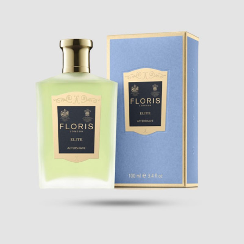 After Shave Lotion - Floris London  - Elite 100ml