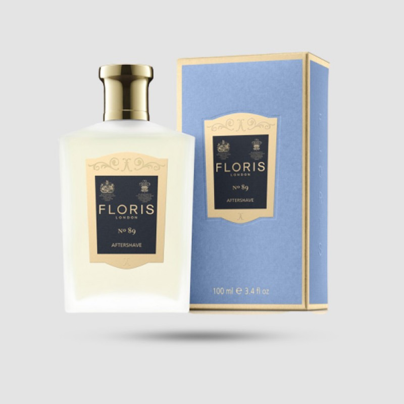 After Shave Lotion - Floris London  - NO. 89 100ml