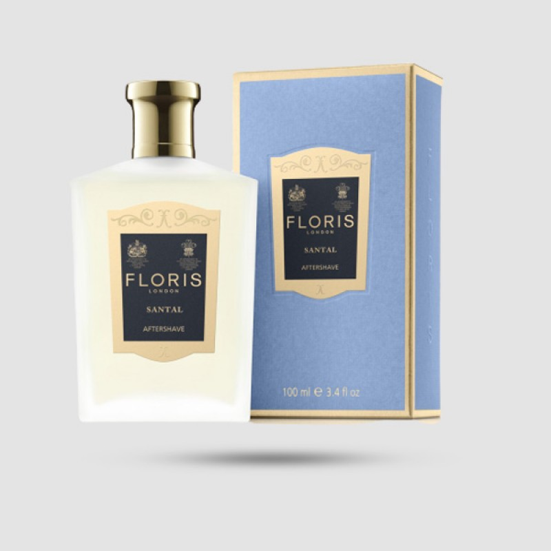 After Shave Lotion - Floris London  - Santal 100ml