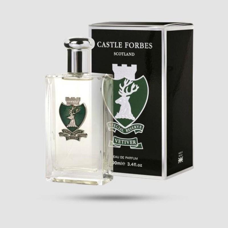 Eau De Parfum - Castle Forbes - Vetiver 100ml