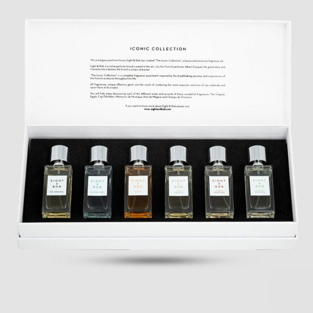 Gift Set - Eight And Bob - Fragrances Collection (6x30ml)