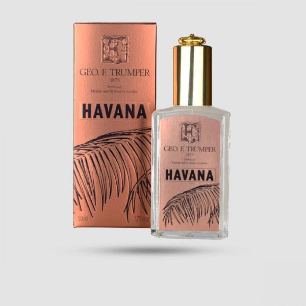 Eau De Cologne - Geo F. Trumper - Havana 50ml