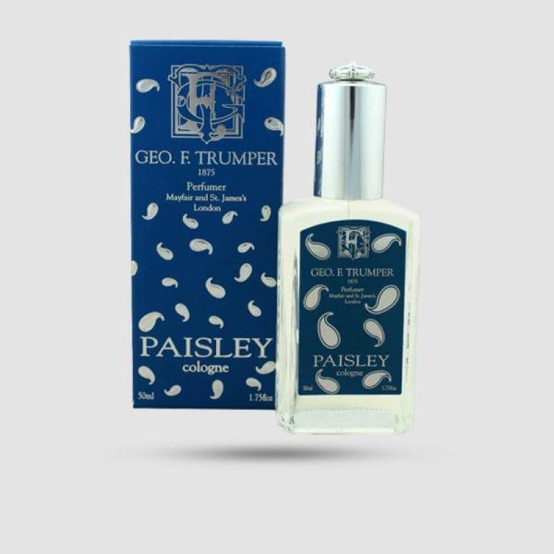 Eau De Cologne - Geo F. Trumper - Paisley 50ml