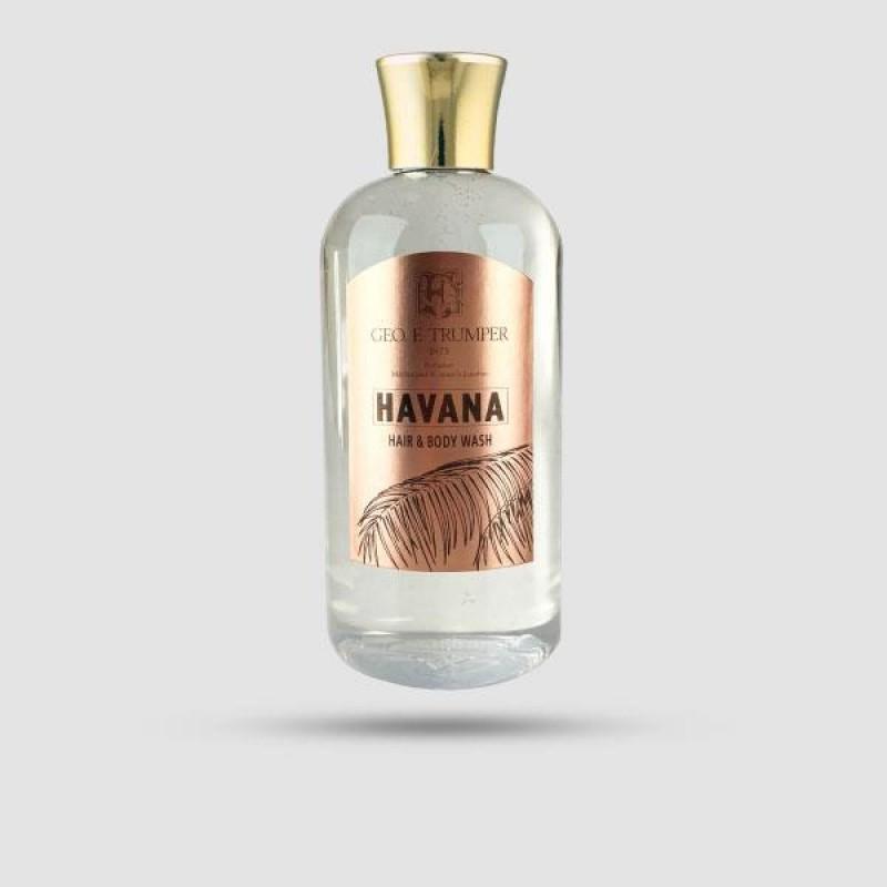Σαμπουάν Για Σώμα | Μαλλιά - Geo F. Trumper - Havana 200ml