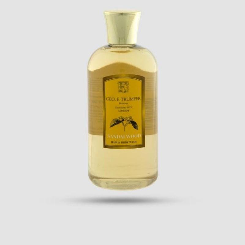 Σαμπουάν Για Σώμα   Μαλλιά - Geo F. Trumper - Sandalwood 200ml