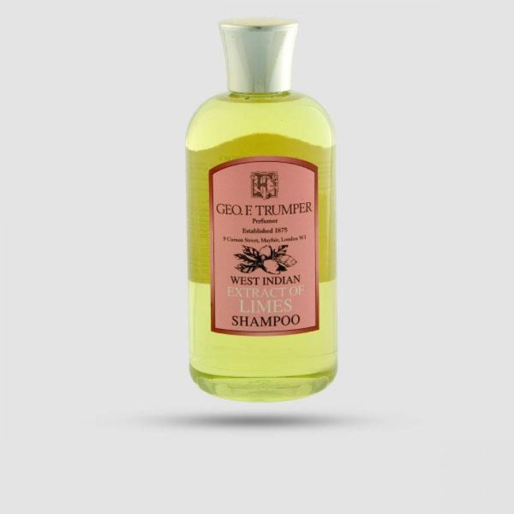 Σαμπουάν Για Μαλλιά - Geo F. Trumper - Λάιμ 200ml