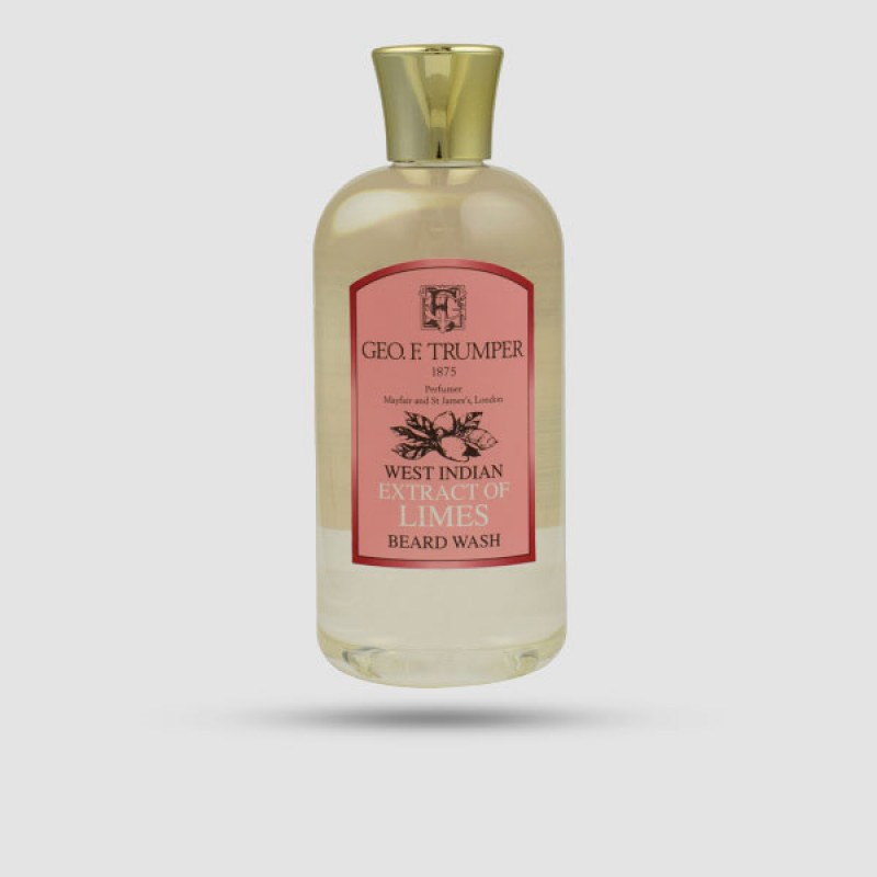 Beard Shampoo - Geo F. Trumper - Extract of Limes 200ml