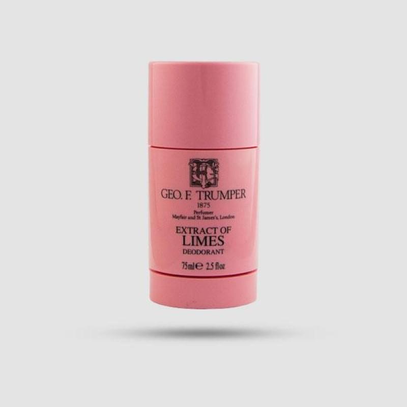 Deodorant Stick - Geo F. Trumper - Extract of Limes 75ml