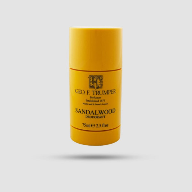 Deodorant Stick - Geo F. Trumper - Sandalwood 75ml