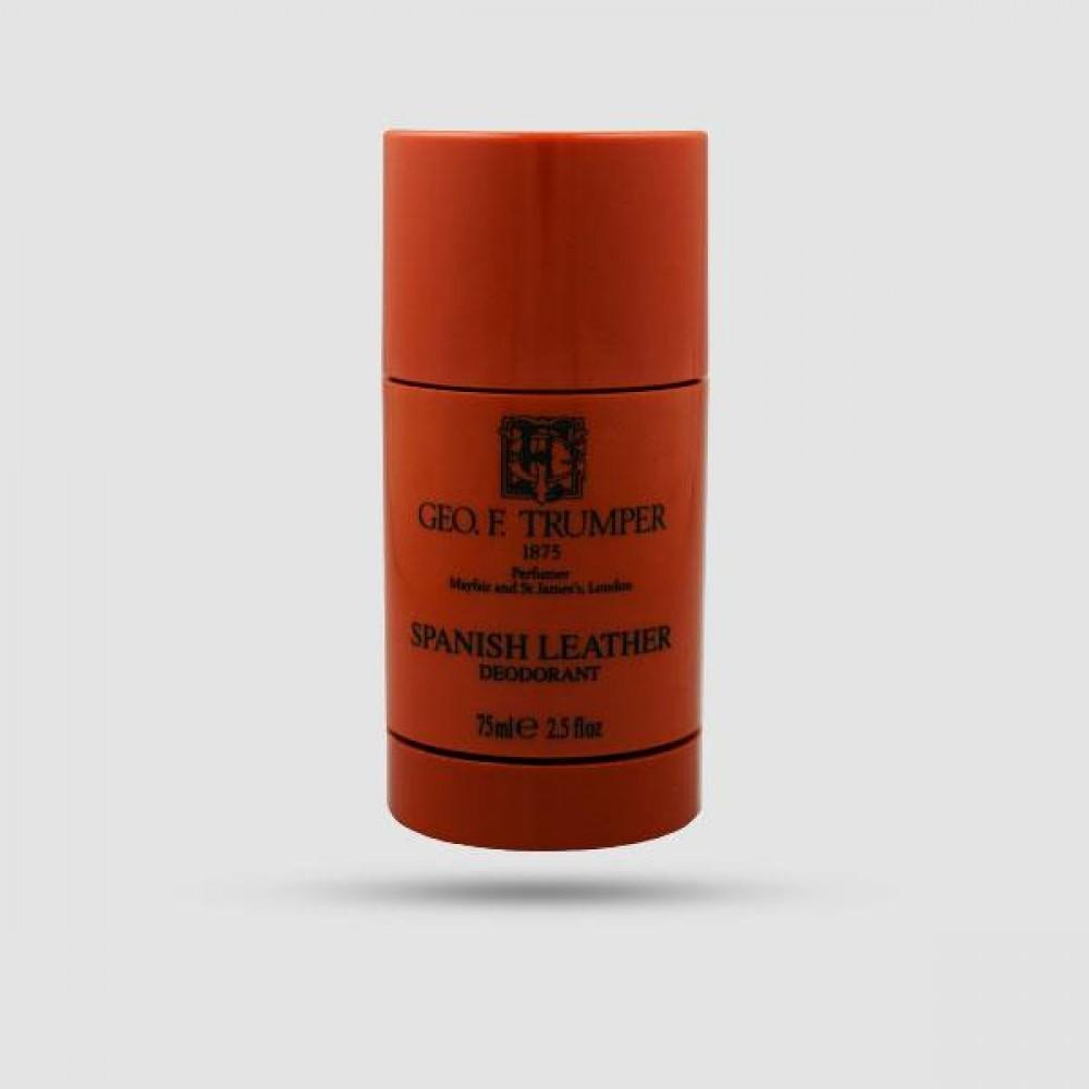 Αποσμητικό Stick - Geo F. Trumper - Spanish Leather 75ml