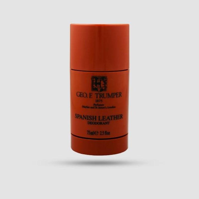 Deodorant Stick - Geo F. Trumper - Spanish Leather 75ml