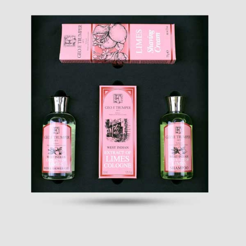Range Gift Sets - Geo F. Trumper - Extract of Limes