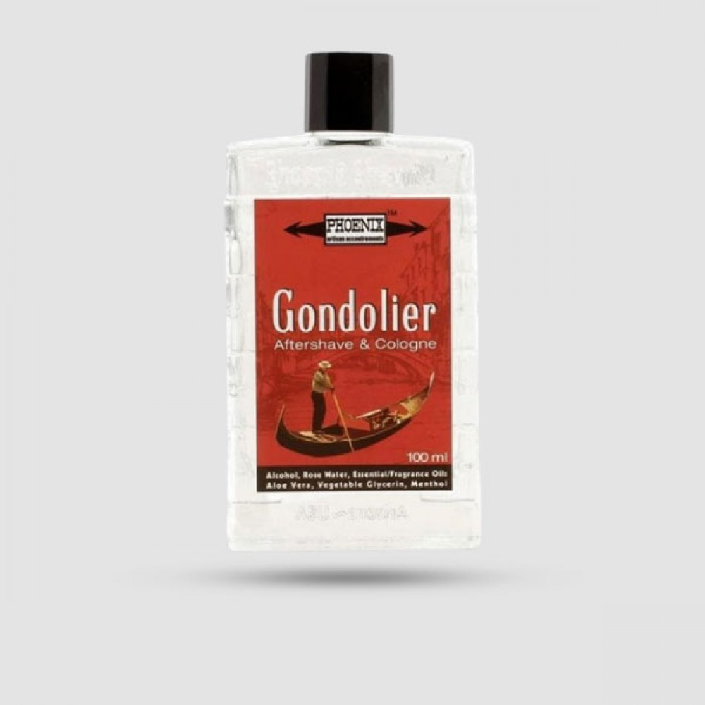 After Shave   Cologne - Phoenix Artisan - Gondolier 100ml