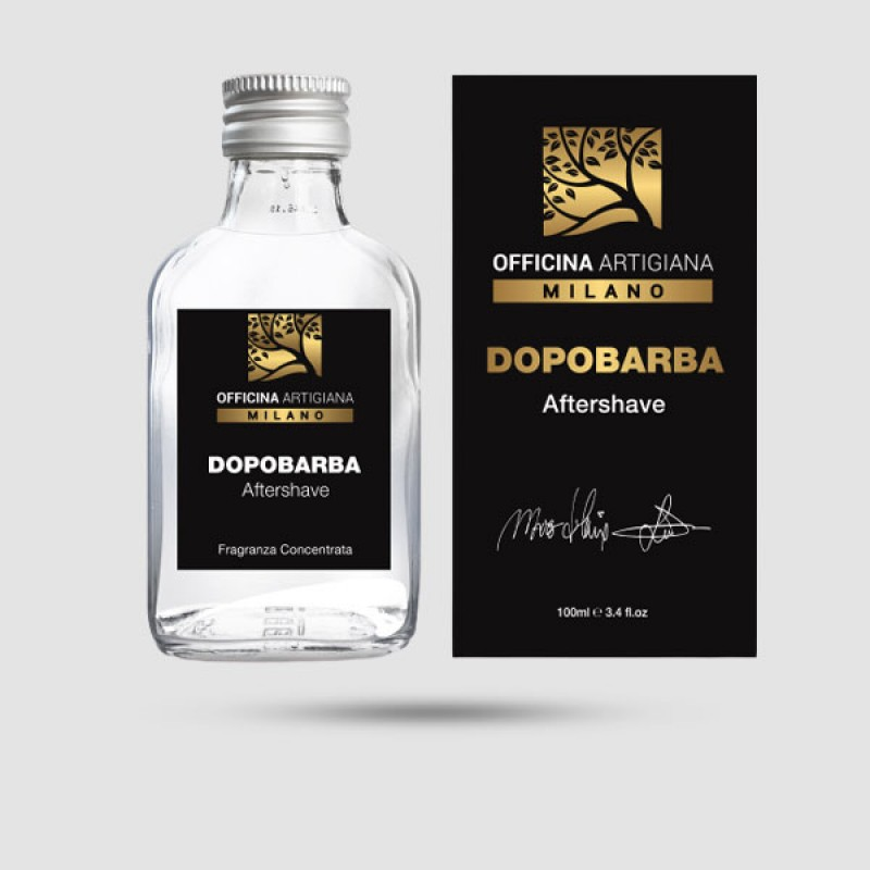 After Shave Lotion - Officina Artigiana - Dopobarba 100ml