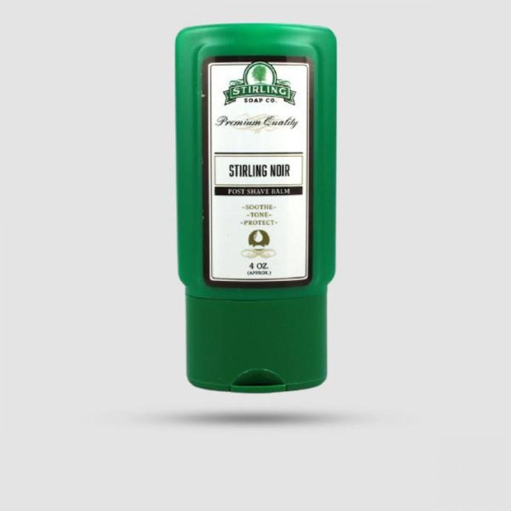 Aftershave Balm - Stirling Soap Company - Stirling Noir 118ml
