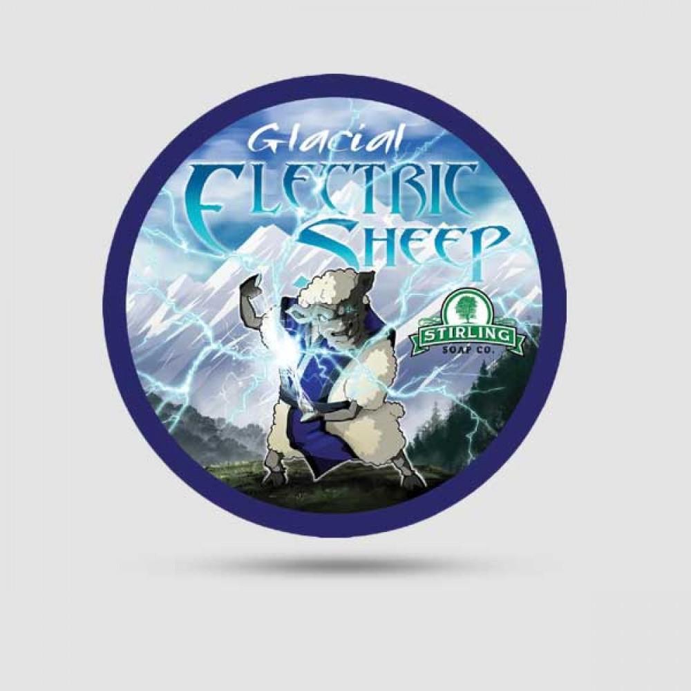 Σαπούνι Ξυρίσματος - Stirling Soap Company - Electric Sheep 170ml