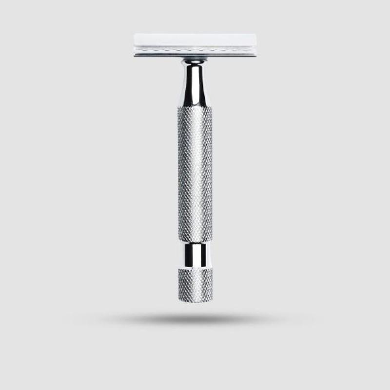 Ξυριστική Μηχανή - Above The Tie - Windsor SB990 Pro Polished Stainless Kronos