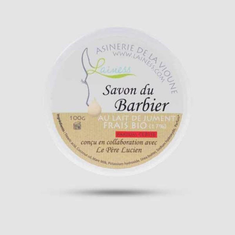 Σαπούνι Ξυρίσματος - Le Pere Lucien - Lainess Cherry 100g
