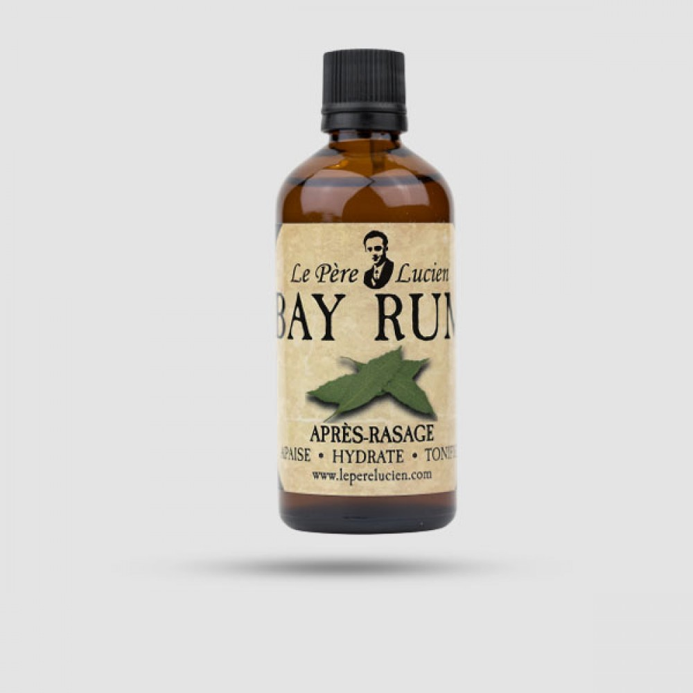 Aftershave Lotion - Le Pere Lucien - Bay Rum 100ml