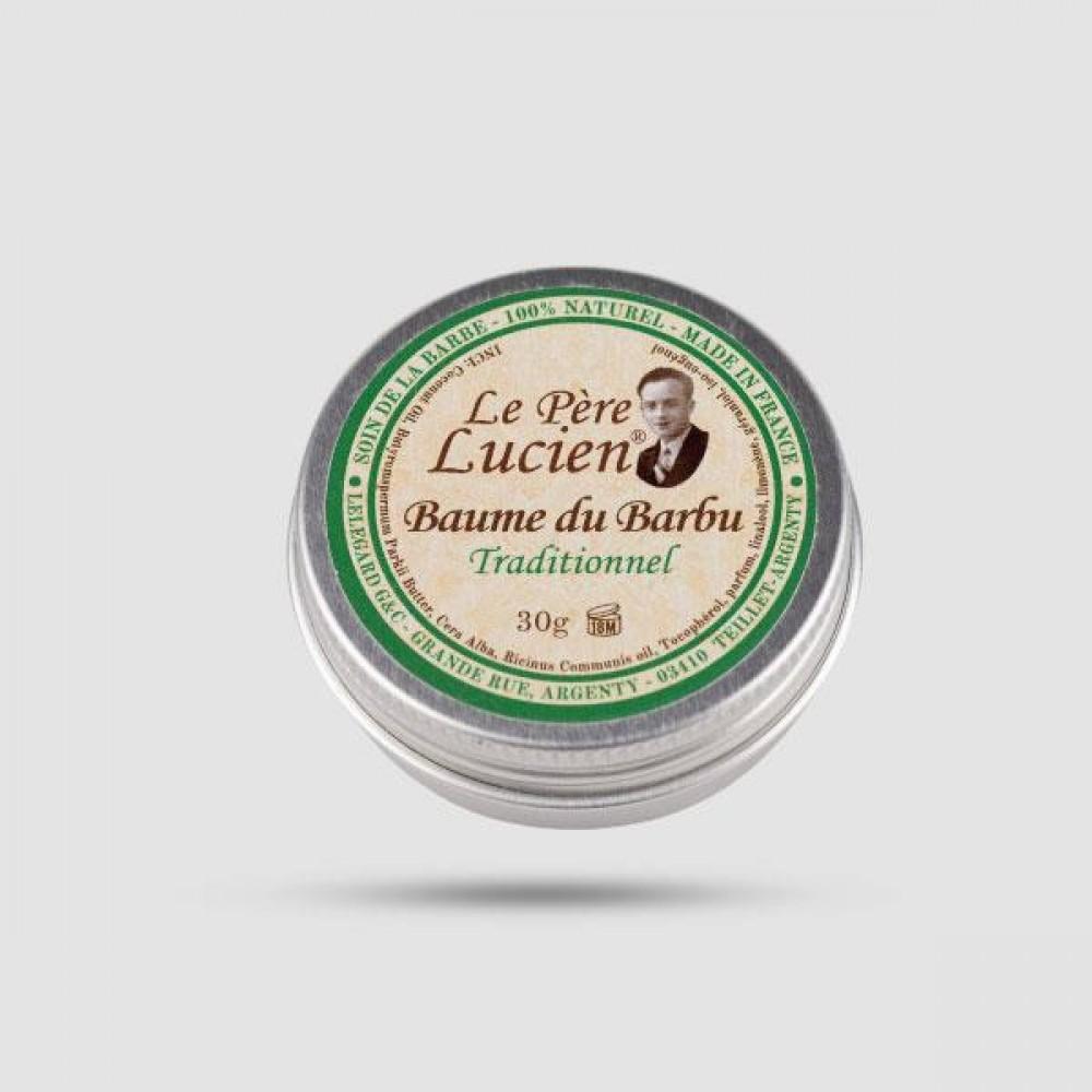 Balm Για Γένια - Le Pere Lucien - Traditional 30g