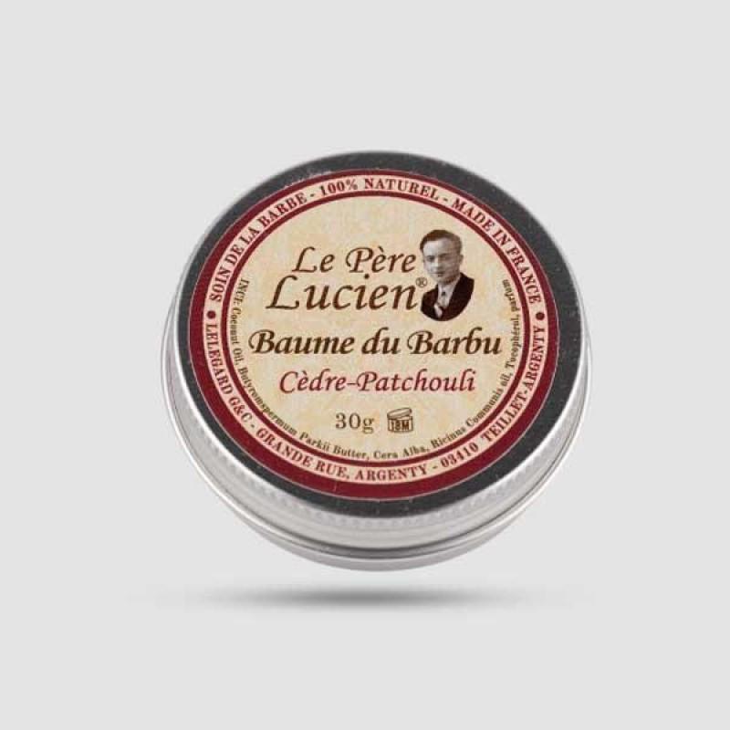 Balm Για Γένια - Le Pere Lucien - Cedar | Patchouli 30g