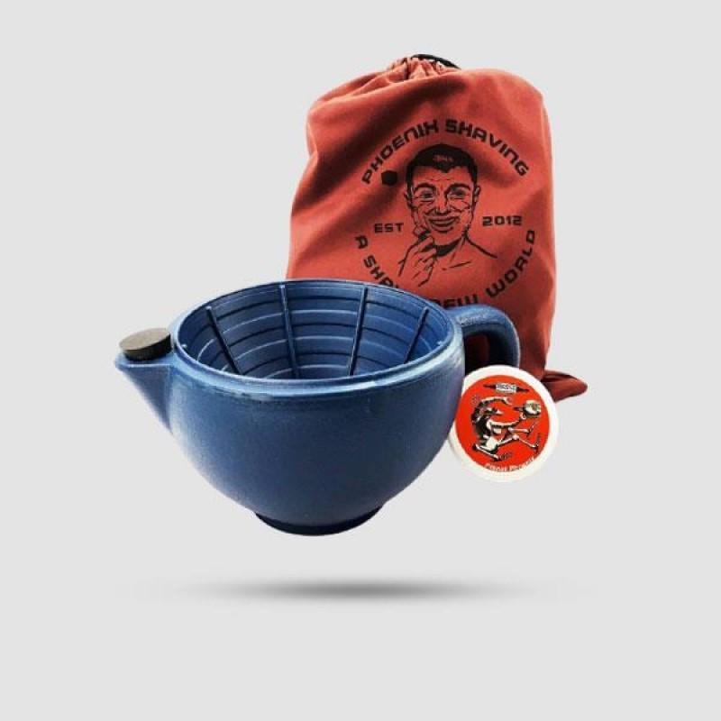 Μπoλ Ξυρίσματος - Phoenix Artisan - Scuttle Shaving Bowl