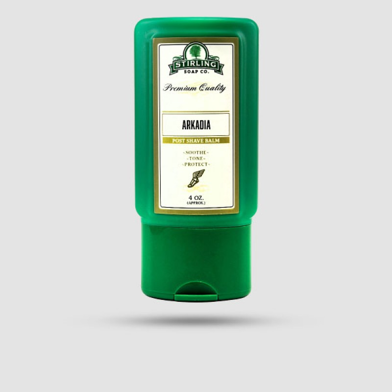 Aftershave Balm - Stirling Soap Company - Arkadia 118ml