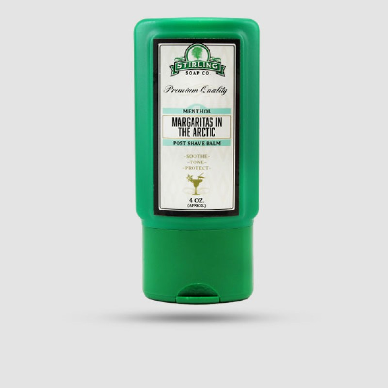 Aftershave Balm - Stirling Soap Company - Margaritas in the Arctic 118ml
