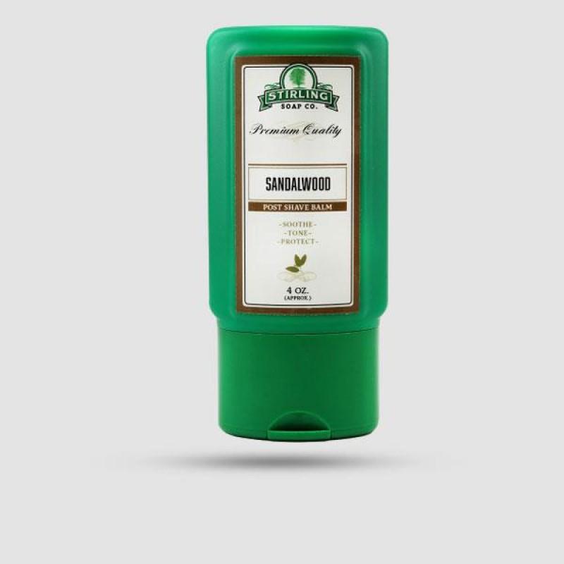 Aftershave Balm - Stirling Soap Company - Sandalwood 118ml
