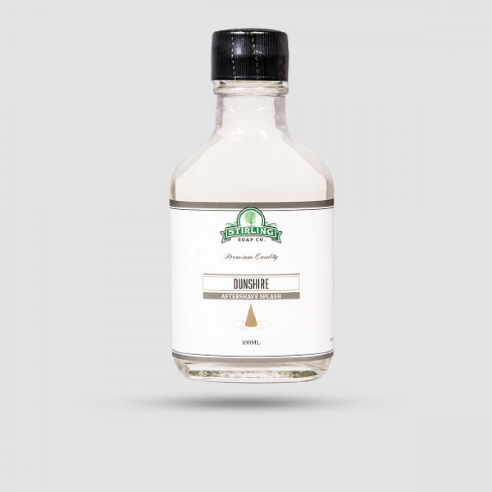 Aftershave Lotion - Stirling Soap Company - Dunshire 100ml
