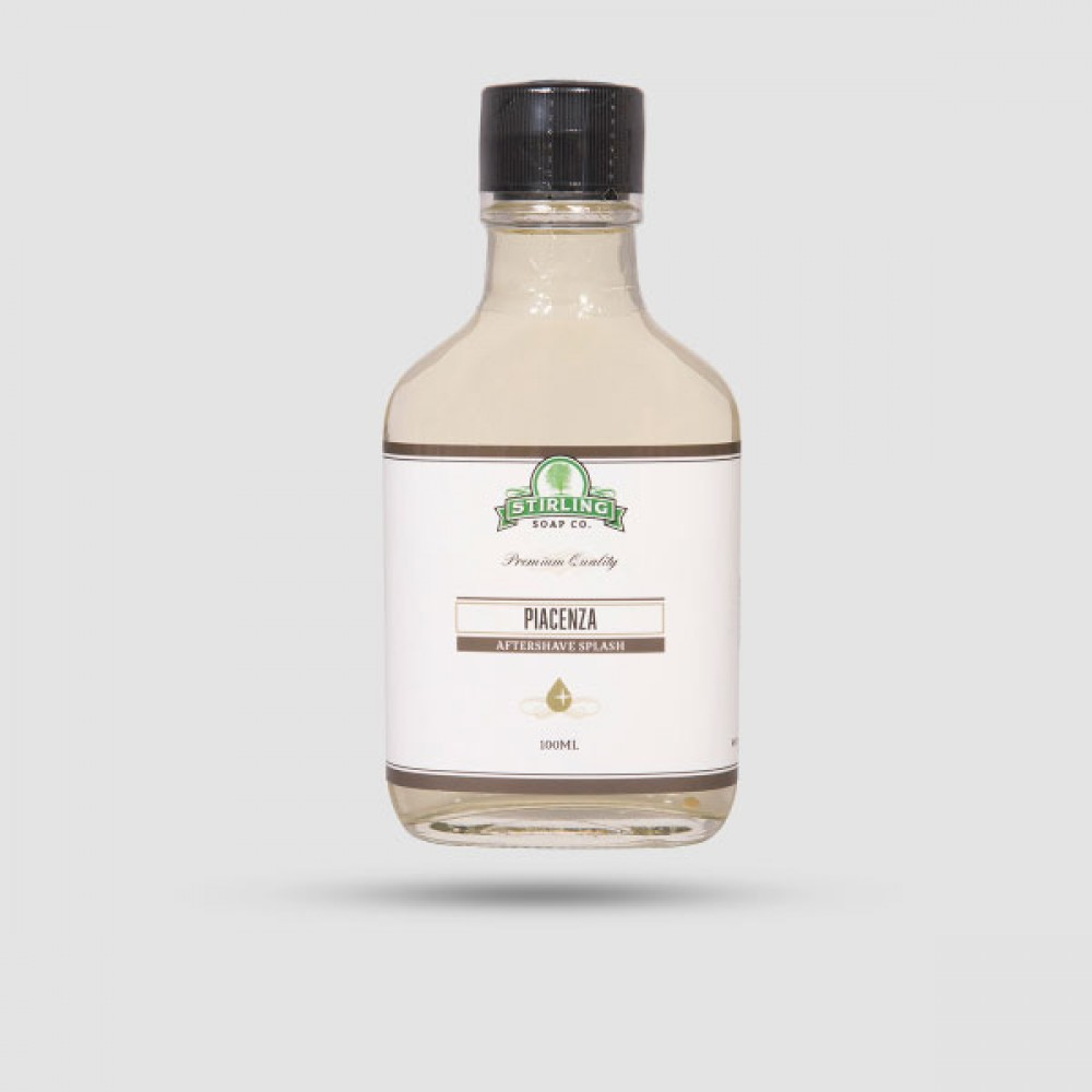 Aftershave Lotion - Stirling Soap Company - Piacenza 100ml