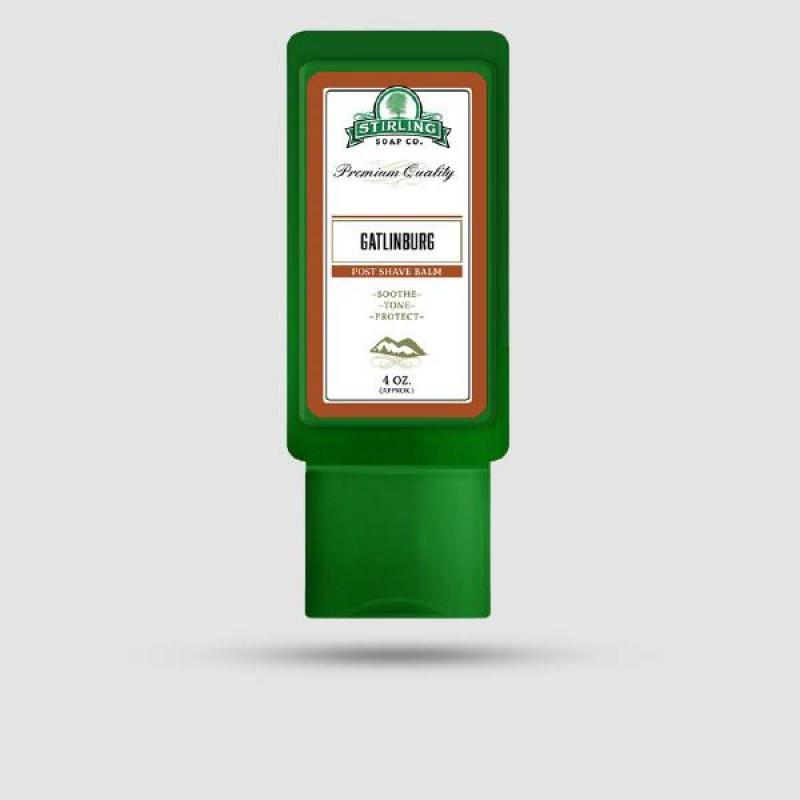 Aftershave Balm - Stirling Soap Company - Gatlinburg 118ml